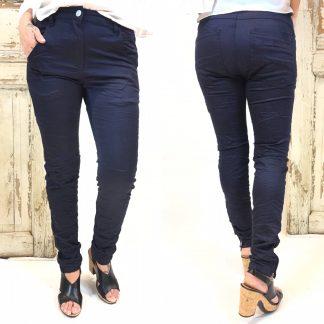 Bianco bukse mørke blå