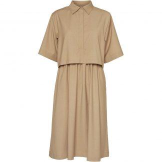 Norr kjole beige