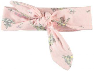 Rosa hårbånd til baby