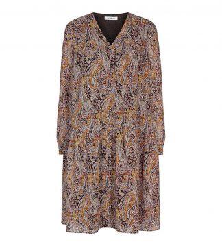 Kjole med mønster Cocouture