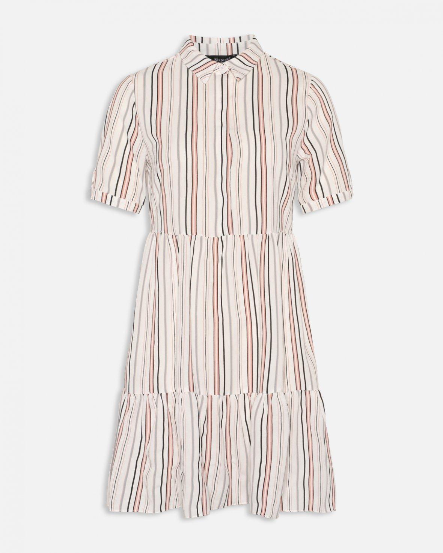 32108652 Sisters Point kjole striper – Sisters Point stripete kjole Gloss – Mio Trend