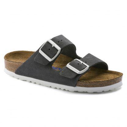 Grå saGrå sandaler fra Birkenstockndaler fra Birkenstock
