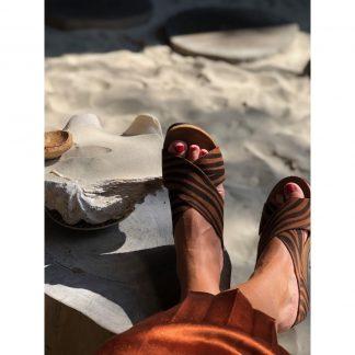 Sandal zebra