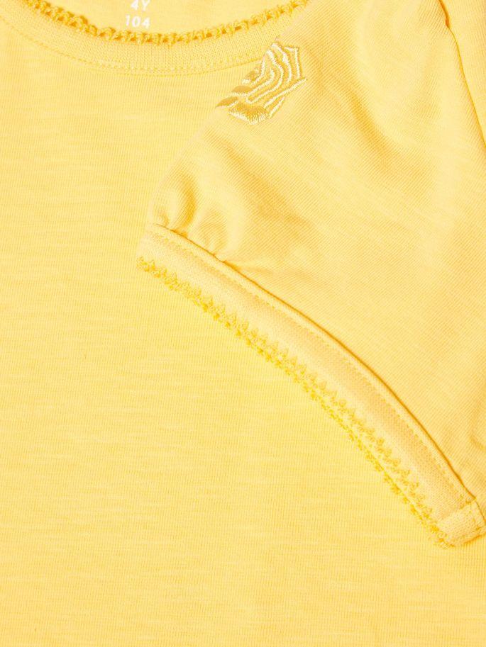 gul t skjorte Hditte MioTrend