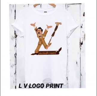 Louis Vuitton t-skjorte