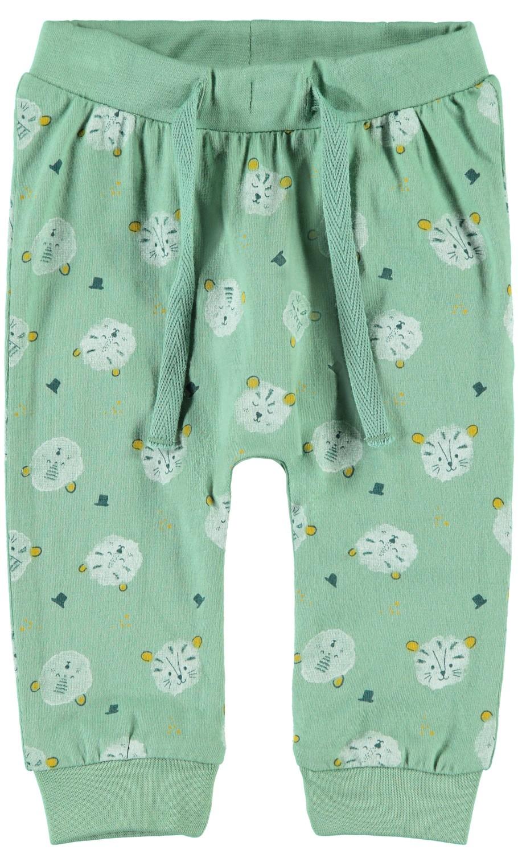 497019e9a grønn bukse med tiger