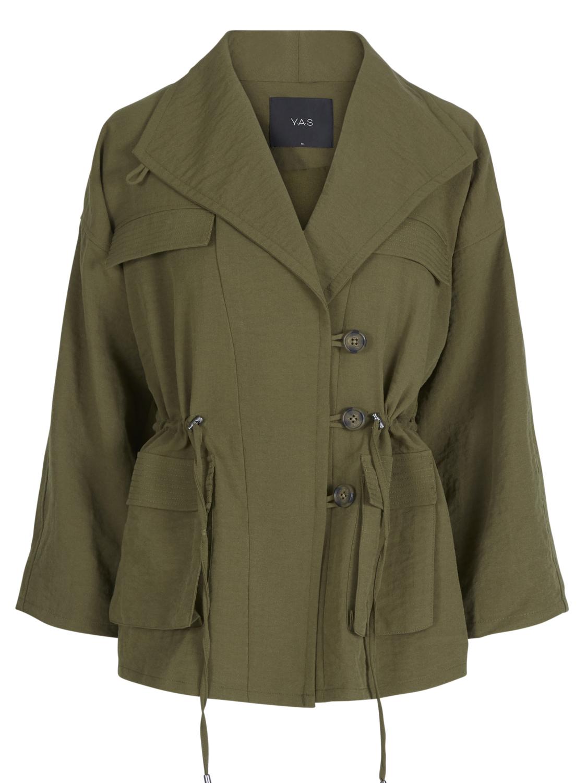 grønn jakke Yasmalla MioTrend