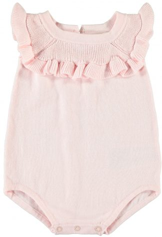 Rosa romper baby Name It.
