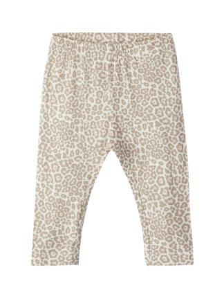 Leopardbukse til baby Name It