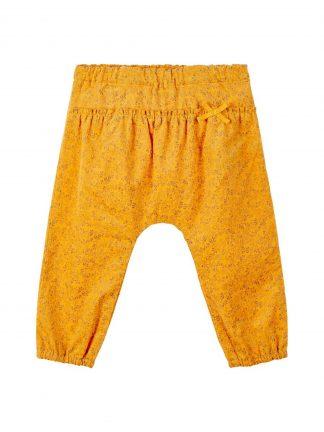 Gul bukse til barn