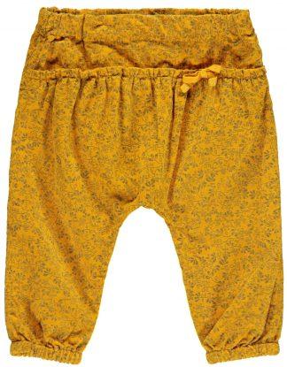 Gul bukse til jente, Name It.