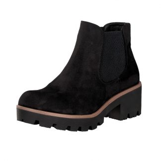 Rieker sko svart