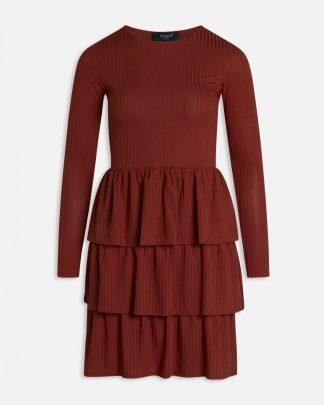 Sisters Point kjole rød