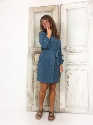 Blå kjole Sisters Point