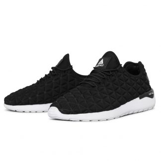 Svarte Asfvlt sko
