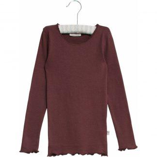 Wheat burgunder genser