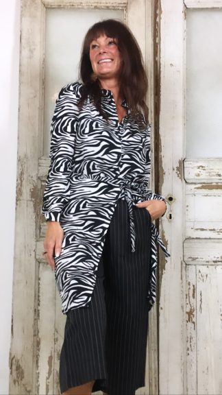 Sisters Point zebra kjole