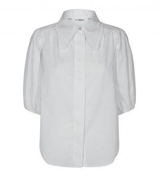 Hvit bluse Cocouture