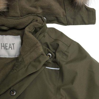 Grønn jakke fra Wheat