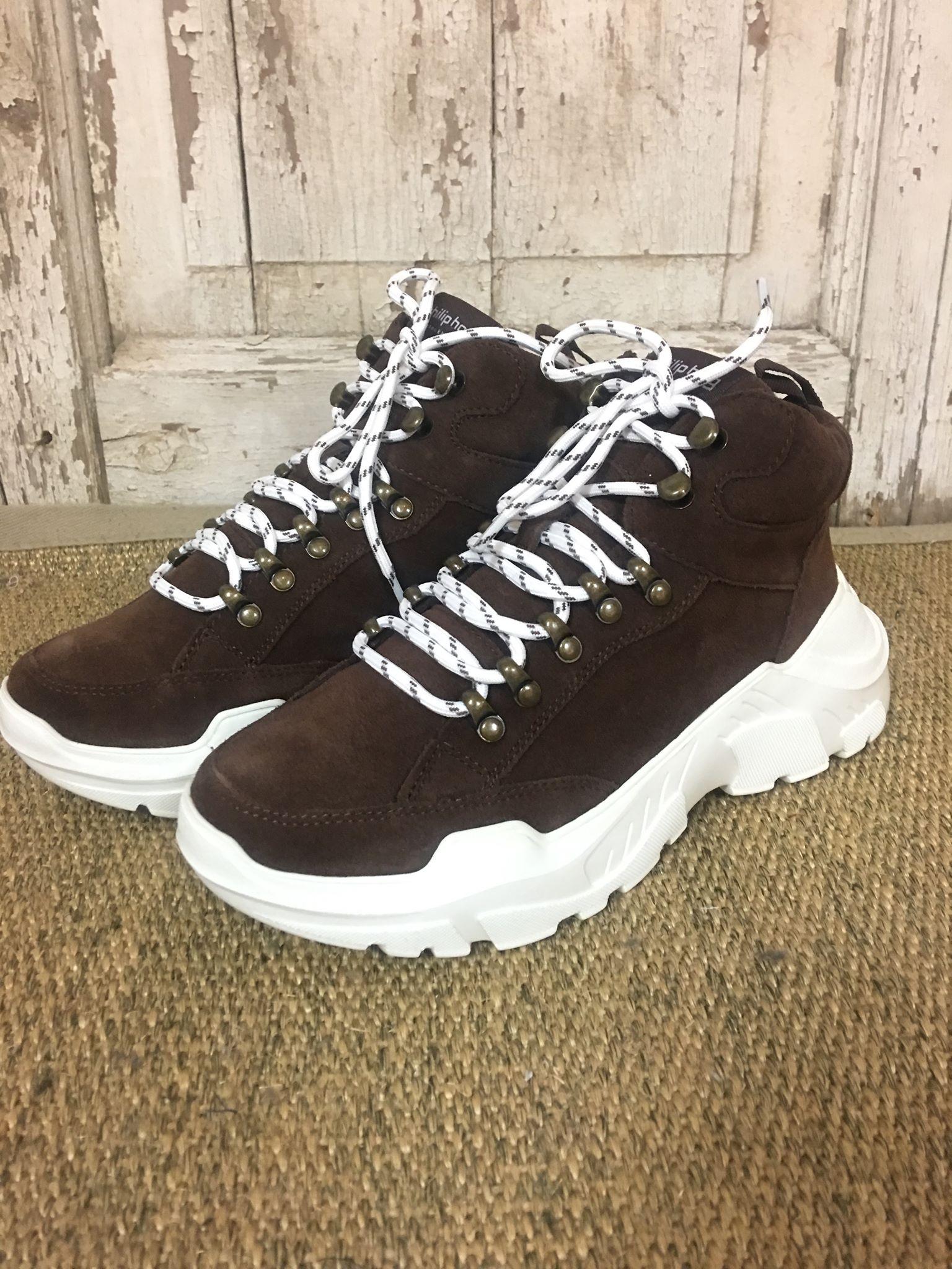 rustfarget sko Hiker Fire