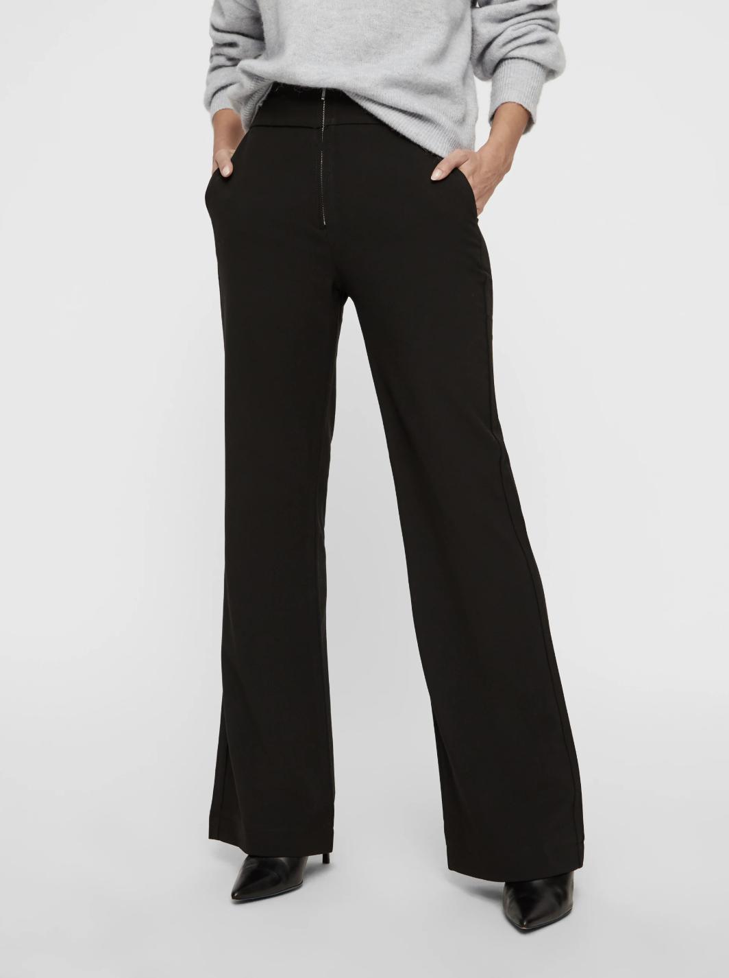 Vide jeans: Vårtrend 2019 | Vårmote 2019: Jeans med vide bein