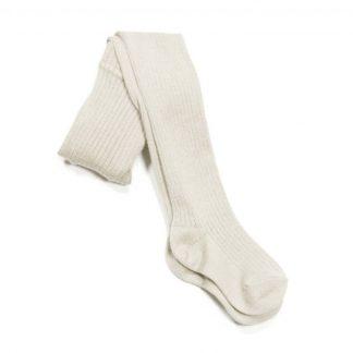 Memini strømpebukse, off white.