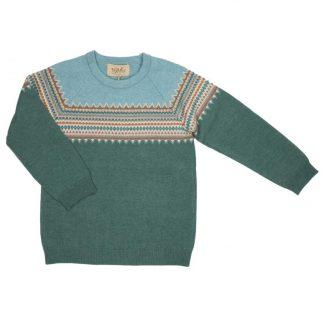 Memini grønn genser