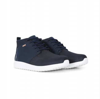 Kastel marineblå sko