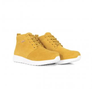 Kastel gule sko