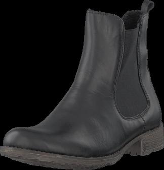 Rieker sorte støvler