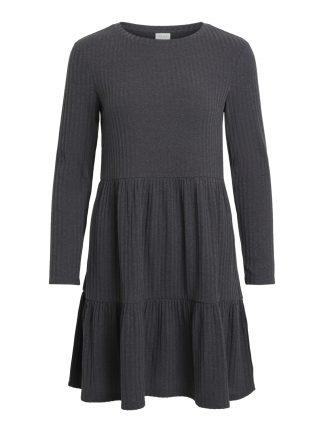 Grå kjole Vila