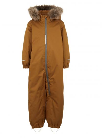 Brun vinterdress Name It – Name It brun vinterdress Snow – Mio Trend