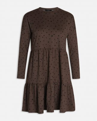 Sisters Point brun kjole