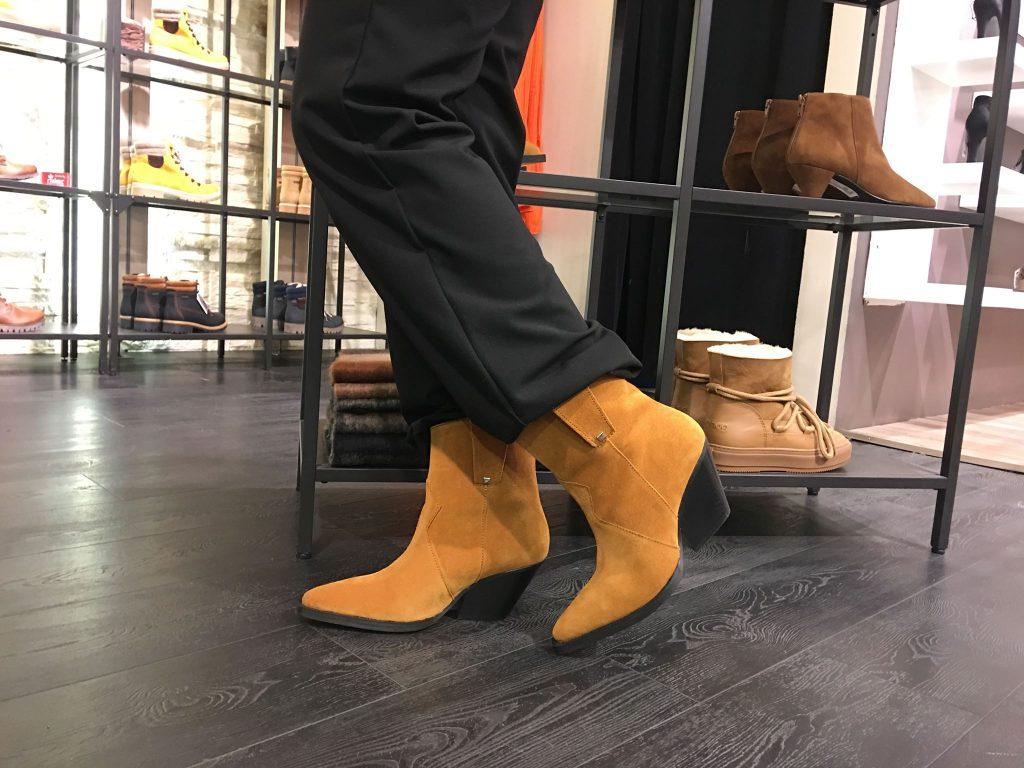 Cowboyboots fra Copenhagen Shoes