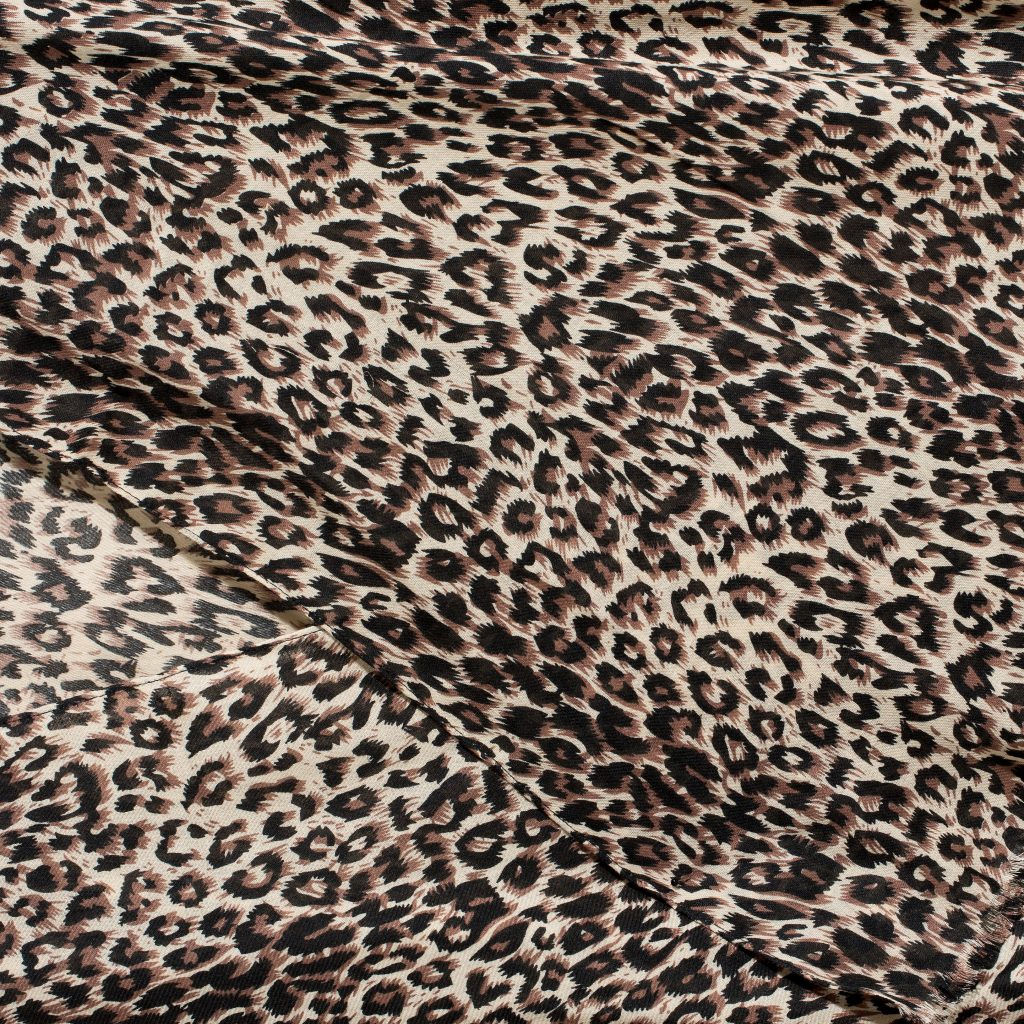 Høstens dyriske print – leopard
