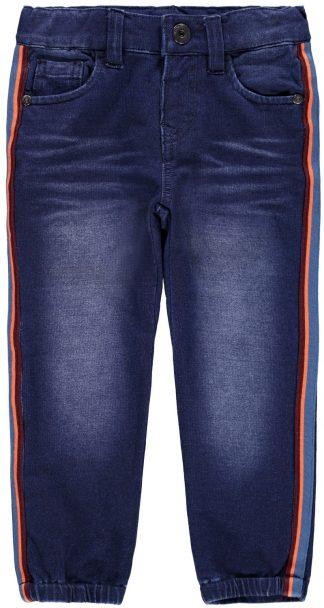 Olabukse Name It, bukse med striper i sidene.