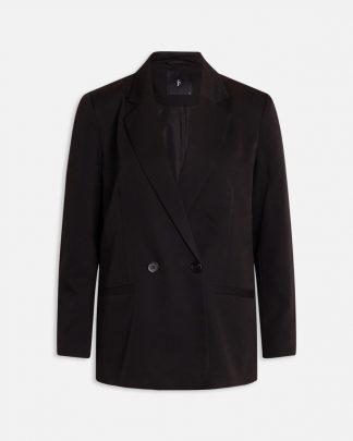 Sisters Point dressjakke, svart blazer.