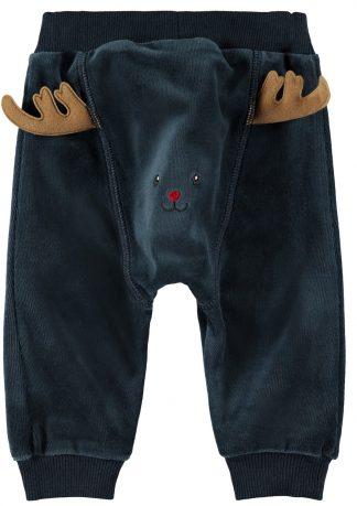 Rudolf bukse baby, mørke blå.