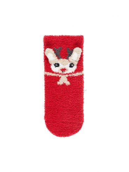 Julesokker barn røde fra Name It. – Sokker og strømpebukser røde julesokker barn – Mio Trend