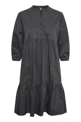 Culture kjole grå