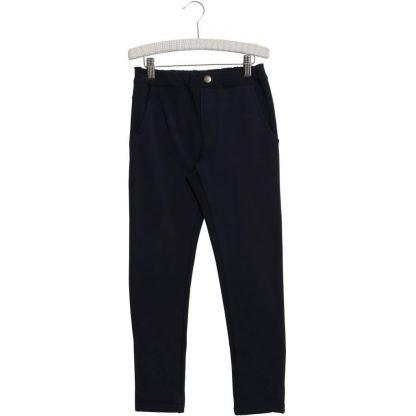 Blå bukse Wheat. – Wheat mørke blå bukse Frank – Mio Trend