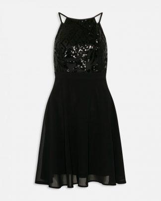 Kort kjole paljetter, fra Sisters Point