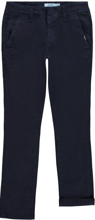 Blå bukse gutt, penbukse til barn.