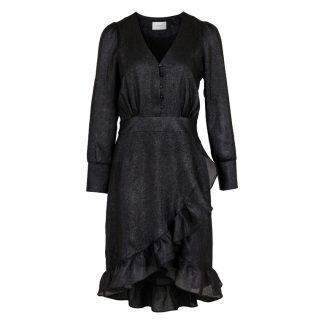 Neo Noir kjole, sort lekker kjole.