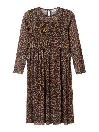 Name It kjole leopard