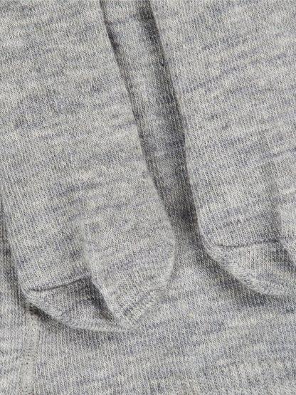 Grå strømpebukse ull, fra Name It.