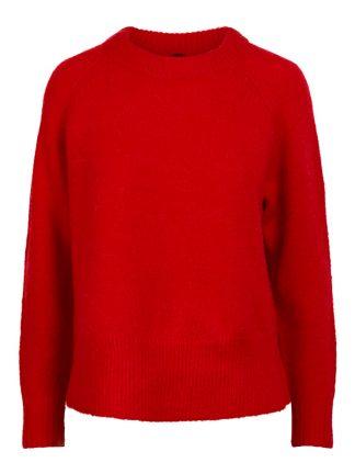 Rød ullgenser Yas