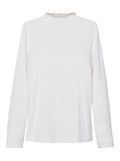 Name It genser viskose, off white. – Name It off white genser Romina – Mio Trend