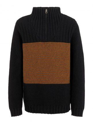 Name It svart genser til gutt.