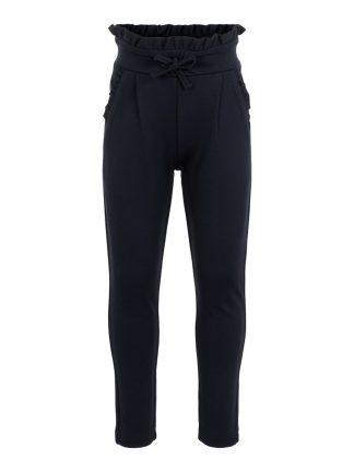 Marineblå bukse jente